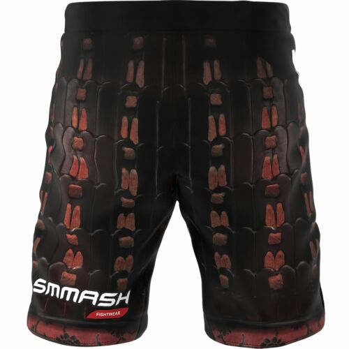 /Pantalones Cortos Samurai Smmash Vale Tudo/